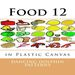 Plastic Canvas Book Food_12
