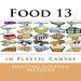 Plastic Canvas Book Food_13