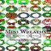 Plastic Canvas Book Mini_Wreaths