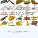 Plastic Canvas Book Musical_Things_19