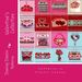 Plastic Canvas Book Valentines_Collection